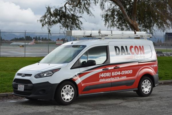 Dalcon company van